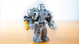 lego Iron Man Mark I armor MOC