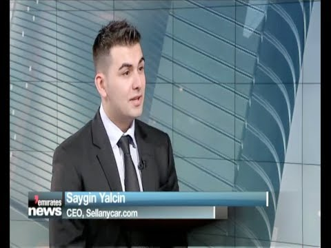 Saygin Yalcin on Emirates News on Dubai One TV - 28.12.13