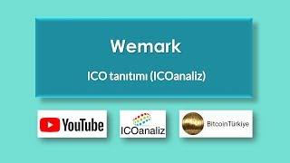 Wemark ICO tanıtımı (ICOanaliz)