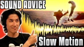 """Sound Advice: Slow Motion, """"Balls of Steel - The Ultimate Nutshot"""""""