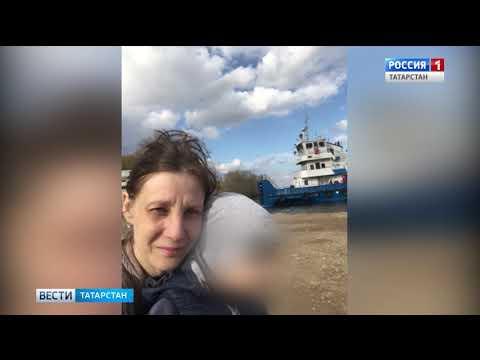 В Менделеевске прощаются с мамой и ее сыновьями, которых зарезал пьяный мужчина
