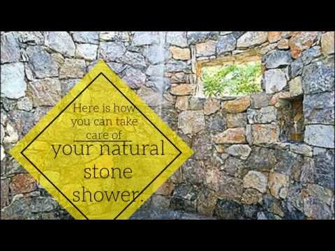 Tips On How To Clean A Natural Stone Shower In Melbourne