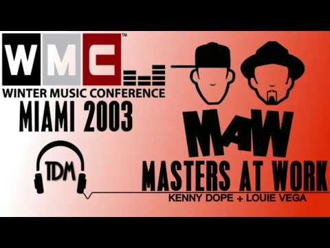 Masters at Work @ WMC (Miami) 2003