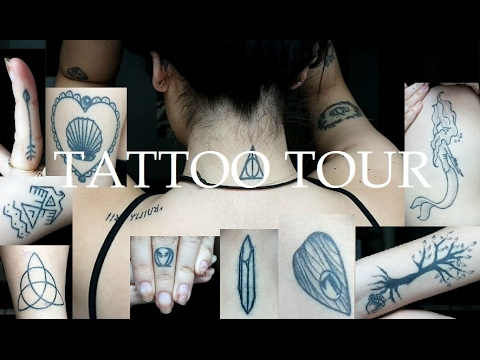 Tattoo Tour//All About My Tattoos: January 2017