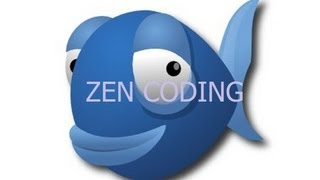 "Html / Css : Code super fast with ""zen coding """