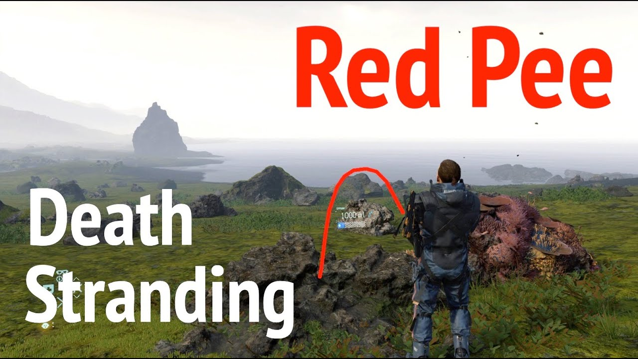 Cool Stuff in Death Stranding thumbnail