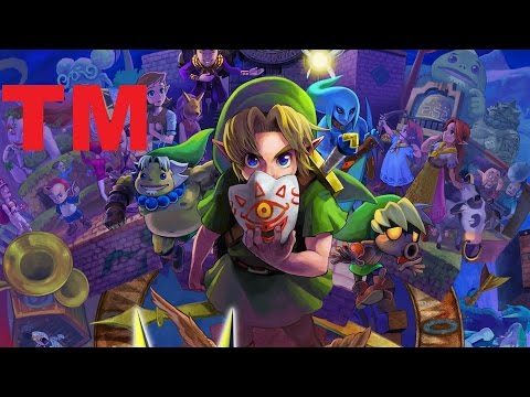 The Legend of Zelda: Majora's Mask 3D ( Analisis en Español)  para Nintendo 3DS