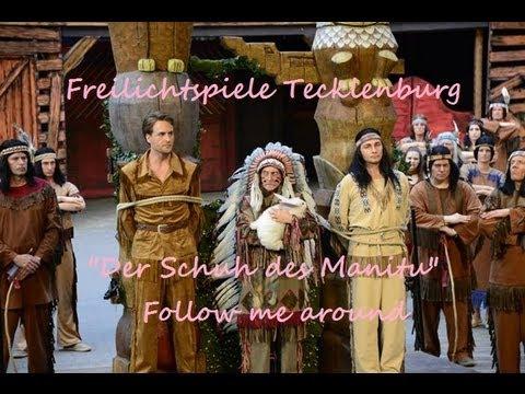 """Freilichtspiele Tecklenburg - """"Der Schuh des Manitu"""" - Follow me around"""