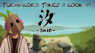 Shio (PS4 Pro) - A Quick look at this amazing platformer #Shio
