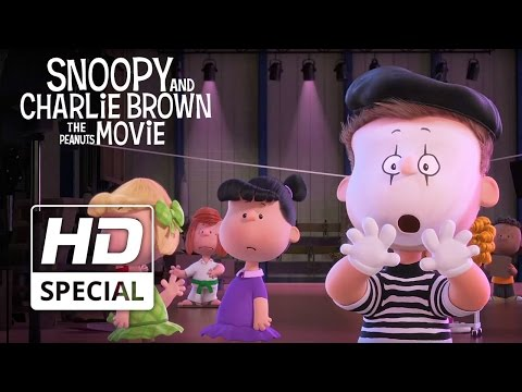 Snoopy and Charlie Brown: The Peanuts Movie | 'Behind the Scenes' | Official HD 2015
