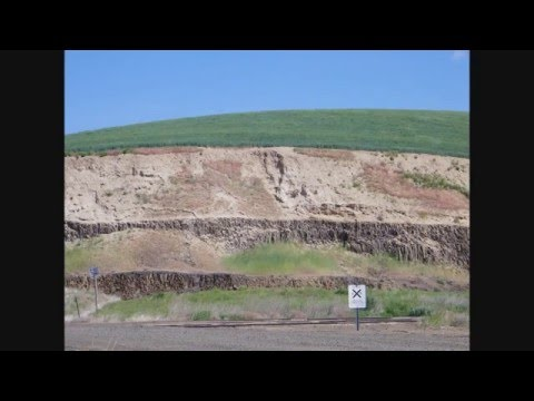 Channeled Scablands and the Palouse Hills - Ice Age Floods #7