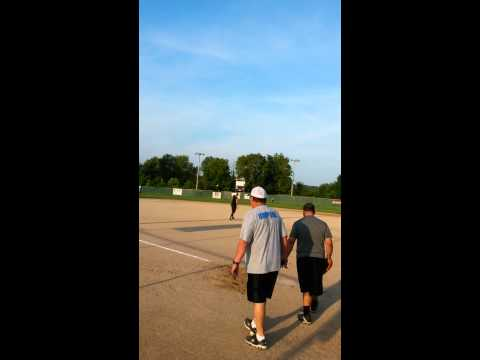 Choke n Poke softball summers