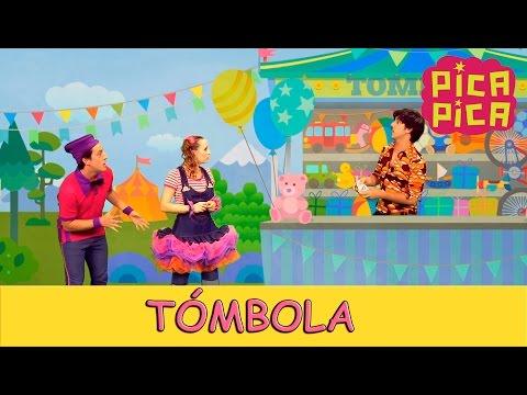 Pica-Pica - Tómbola (Videoclip Oficial)