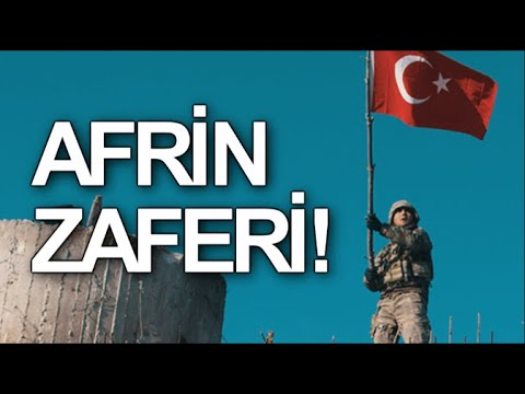 Afrin Zaferi! - TSK Klip 2018 Mehter Remix - Turkish Special Forces