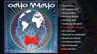 Ocho Macho - De Puta Madre (Teljes album)