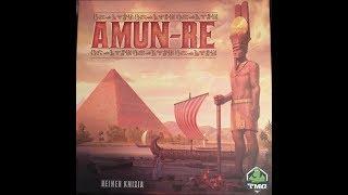 Dad vs Daughter - Amun Re - Unboxing