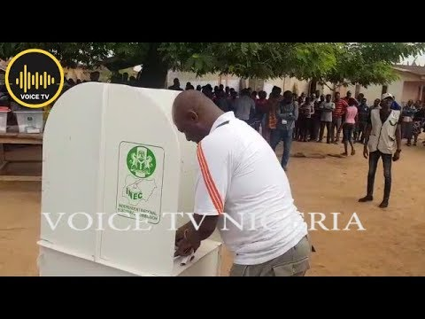 Nigeria Election 2019: What Dino Said After Voting In Kogi State