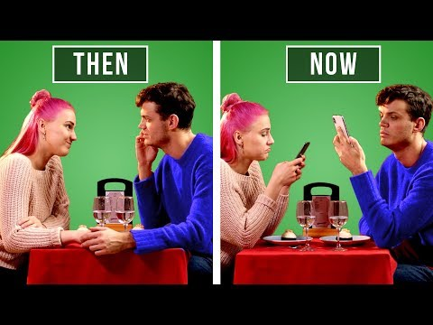 Life Before Smartphones vs Now! 11 Relatable Situations You've Been In