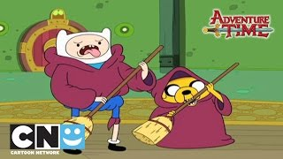 Sihirli okul | Macera Süre | Cartoon Network