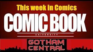 This Week in Comics - Week of 2019-01-23 January | COMIC BOOK UNIVERSITY