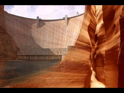 A River Ran Through It ...Draining Lake Powell