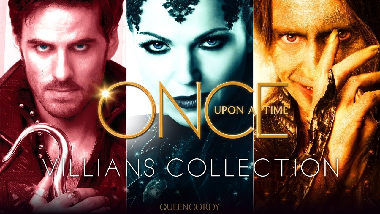 The Villains Of Once Upon A Time 1 Hour Epic Music Compilation Youtube