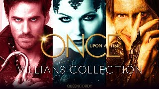 The Villains of Once Upon a Time (1 Hour Epic Music Compilat...
