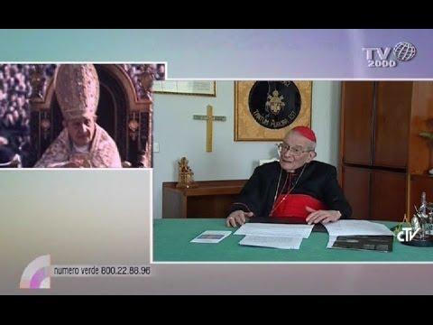 Canonizzazioni del 27 aprile 2014 - Il ricordo del cardinale Loris Capovilla