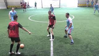 Полный матч Soborna Team Tech United Турнир по мини футболу в Киеве