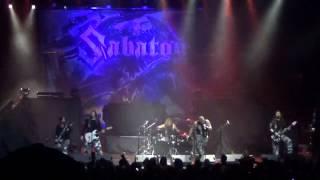 Sabaton, Night Witches, The Bomb Factory, Dallas, TX 5.5.15