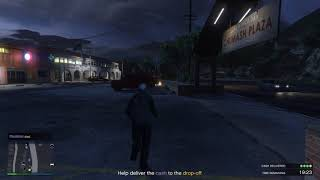 GTA V Hanging With Friends