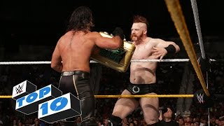 Top 10 SmackDown moments: WWE Top 10, Sept. 17, 2015