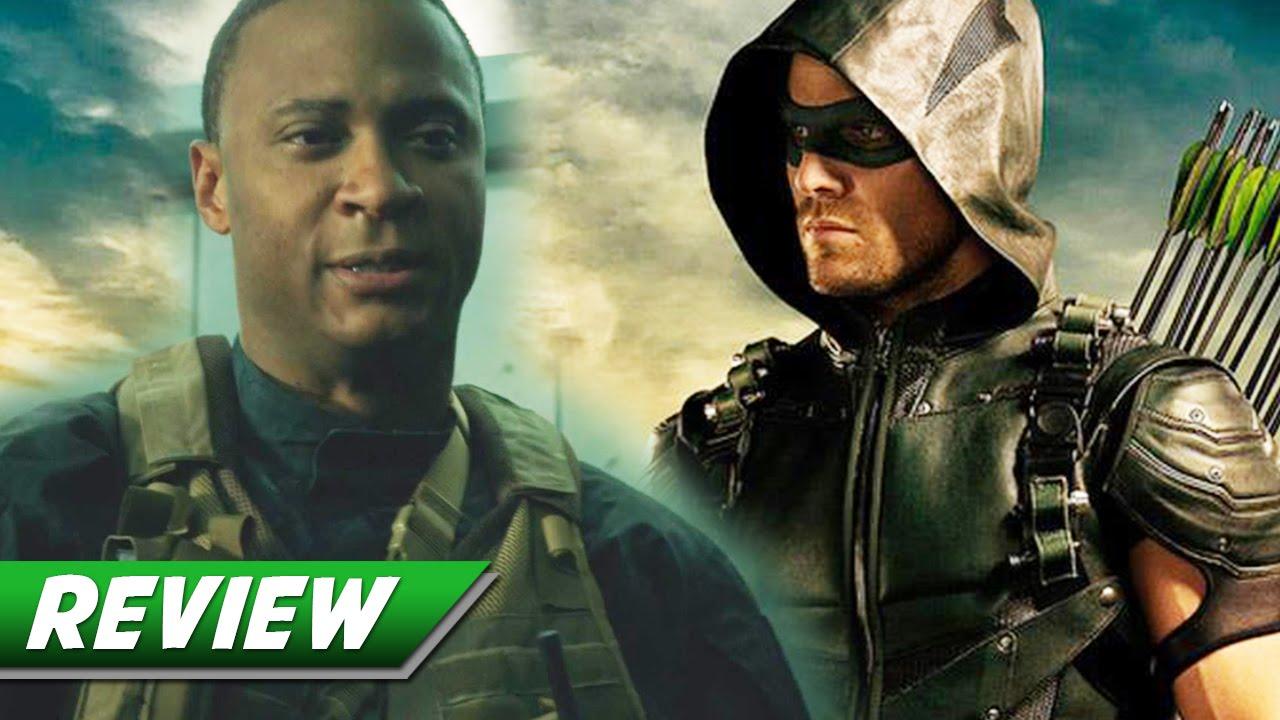 "Download Arrow S4E7 ""Brotherhood"" Review"