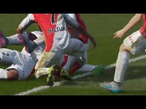 FIFA 16 Carriere Manager   Monaco   Real vs Monaco   Retour