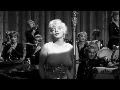 Клип Marilyn Monroe - I Wanna Be Loved By You