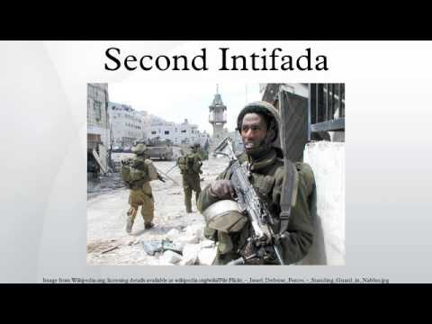 Second Intifada