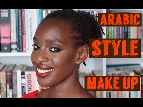 How To An   Arabic Inspired Makeup