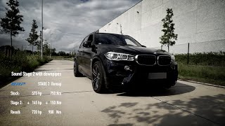 BMW X5M Stage 2 By BR-Performance