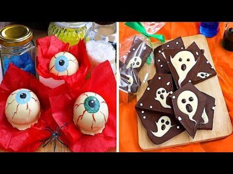 Bree - Halloween Party Treats