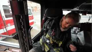 Firefighters Exit Easy During Emergency