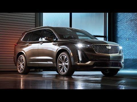 2020 Cadillac XT6 - Three-Row Luxury SUV !!