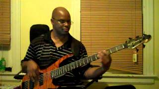 We Got the Funk   Positive Force   bass cover by , Bsmooth512