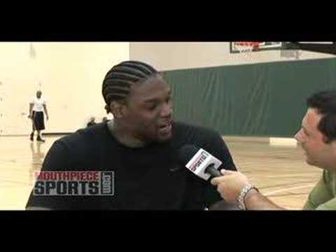 Catching Up with Eddy Curry