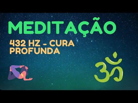 432 hz DNA Cura os Chakras limpeza meditação relaxamento dormir reiki (ativa glândula pineal)
