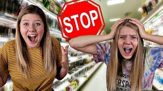 SHOP until I tell you to STOP! TIKTOK shopping challenge