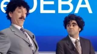 Le débat des Primaires Parodie - Gad Elmaleh et Jamel Debbouze