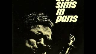Zoot Sims Quartet at the Blue Note Cafe - On the Alamo