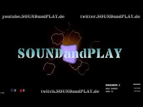 🔴 SOUNDandPLAY on AIR - 18:00Uhr to 24:00 !! all copyright free sounds #002