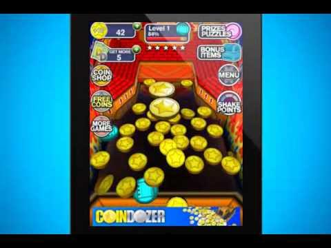 Coin Dozer by Game Circus