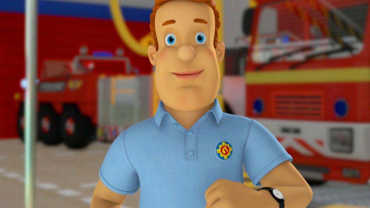 Sam le pompier en francais attention au danger 40 - Photo sam le pompier ...